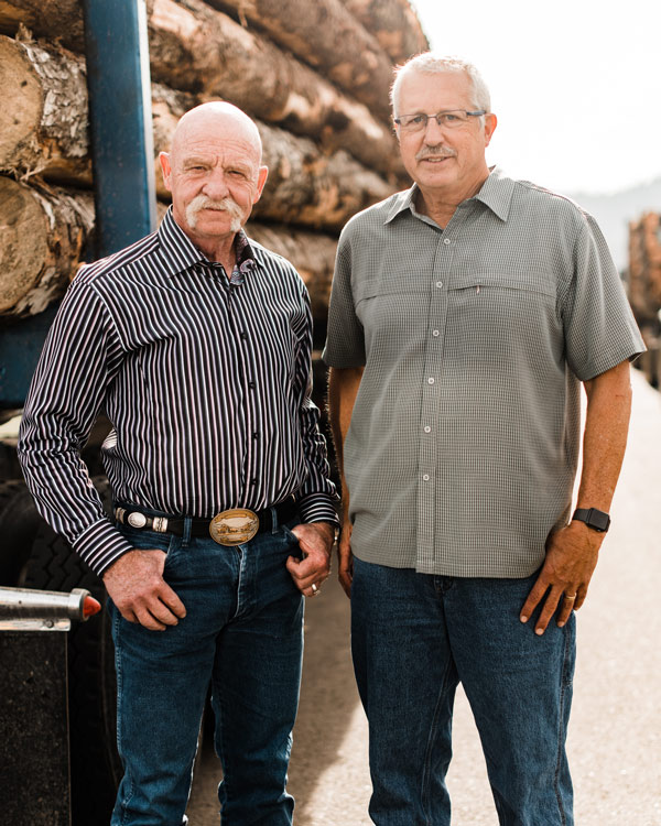 Owners John Blodgett and Hal Westbrook